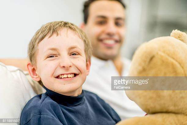 Special Needs and Vulunteer