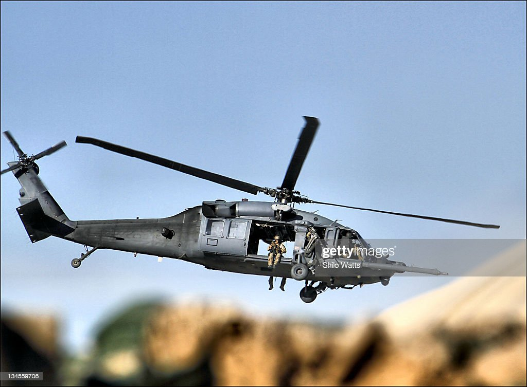 Special operations in Afghanistan : Stock Photo