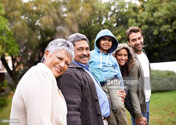 Momento speciale con la tua famiglia