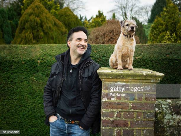 Specialist neuroorthopaedic veterinary surgeon tv personality Noel Fitzpatrick is photographed on December 7 2016 in Godalming England