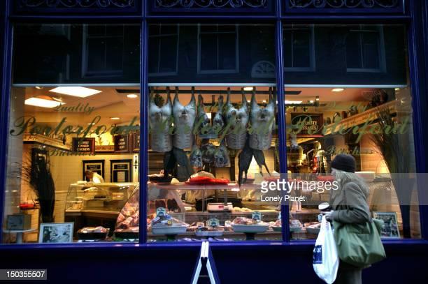 Specialty city butcher.