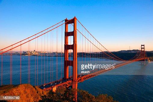 Spectacular Golden Gate Bridge