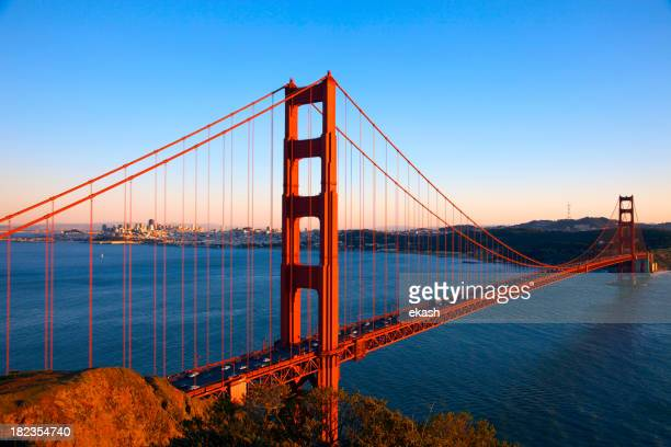 Spectaculaire Golden Gate Bridge