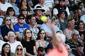 auckland new zealand spectators watch during