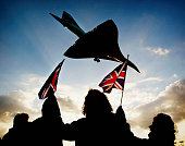 GBR: 24th October 2003 - Concorde Makes Its Final Commercial Flight