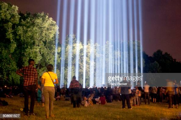 'Spectra' is a conceptual artwork by Ryoji Ikeda commemorating the 100th anniversary of the outbreak of WW1 It is appearing for 7 nights only as part...