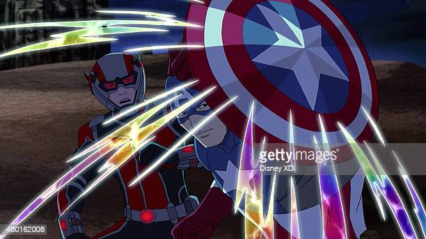 S AVENGER'S ASSEMBLE 'Spectrums' New Avenger AntMan begins to atone by bringing his former allies to justice His quest for redemption leads the team...