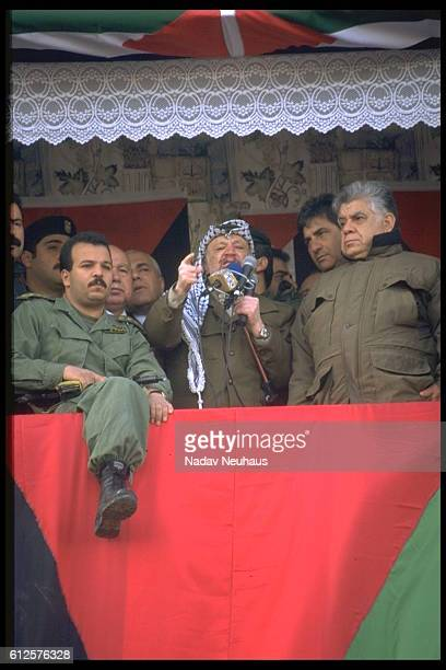 Speech by Yasser Arafat President of the Pales tinian Authority