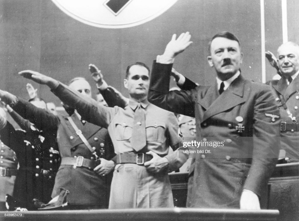 the achievements of germans before the nazi rule Nazi germany was a horrible place for small denominational churches because   the seventh-day adventist denomination was not officially organized until may  21,  [49] jost spoke on the achievements of germany under hitler's control to.