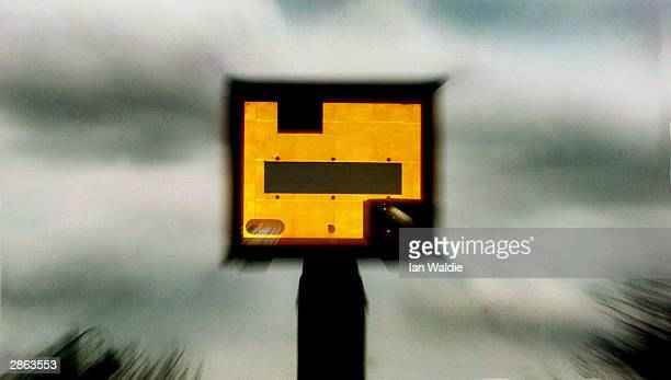 A speed camera is situated on a Central London road January 13 2004 in London The government has tabled plans to make speeding motorists pay an extra...