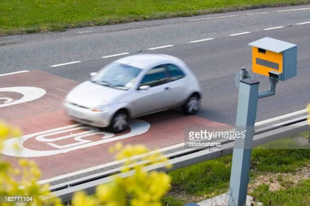 UK velocità telecamera