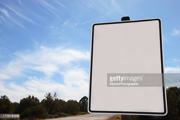 Limite de velocidade: Em branco
