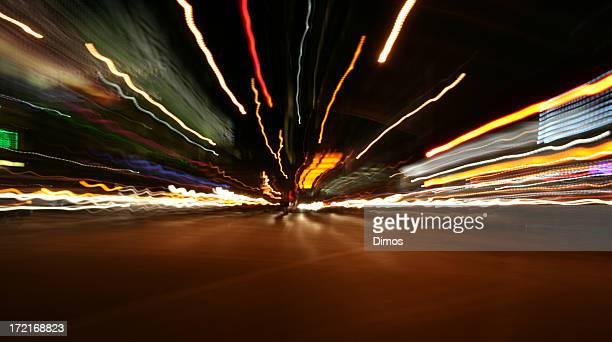 - Speed
