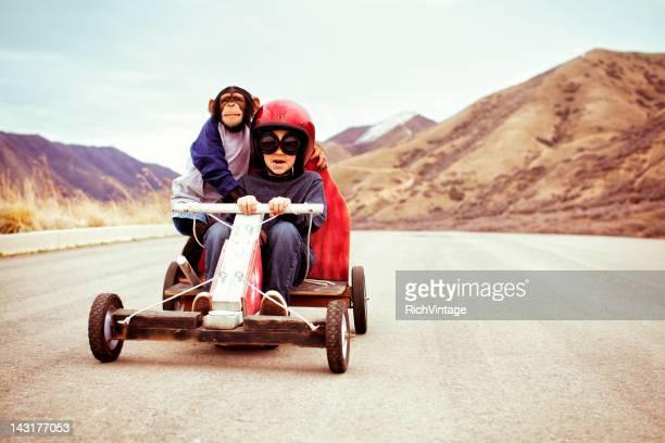 Speed Racers!