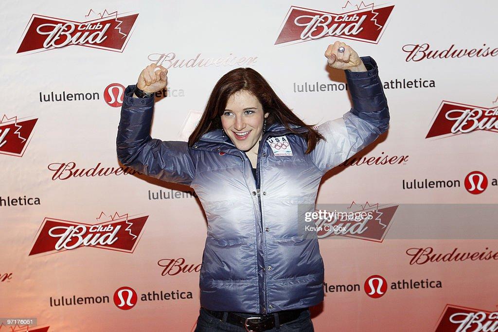 Club Bud at the Olympics