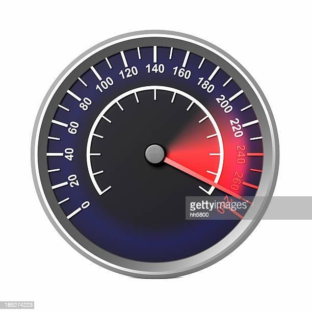 Vitesse de compteur de vitesse