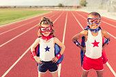 Speed Training Superheroes