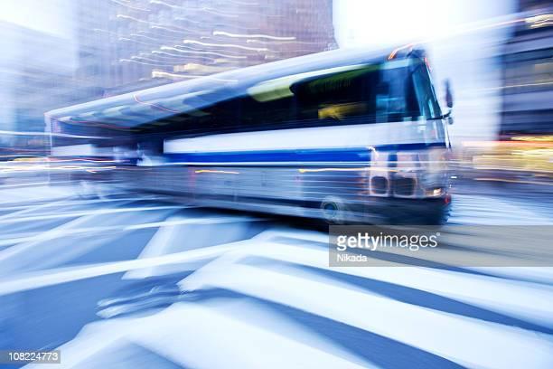 Beschleunigung Bus