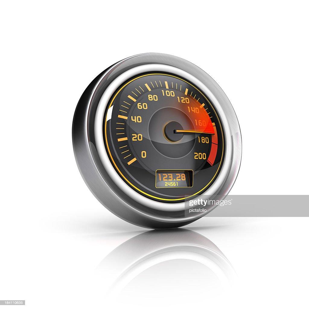 Speedometer Gauge icon