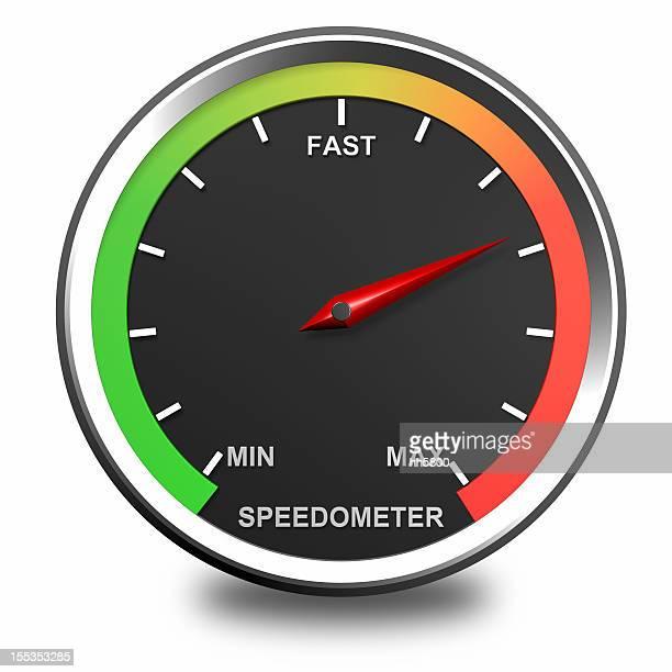 Tachometer-Symbol