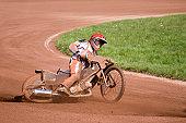 Speedway championship in Hofheim near Frankfurt