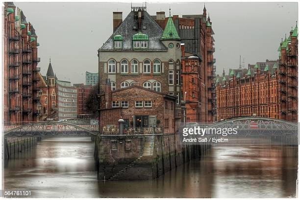 Speicherstadt In City