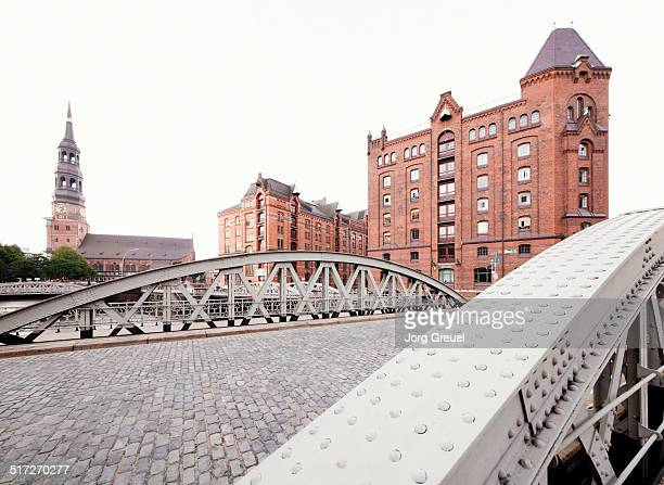 Speicherstadt (warehouse district)