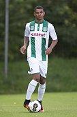 Spelersfoto presentatiegids 2016 2017 Juninho Bacuna during the team presentation of FC Groningen on July 01 2016 at the Euroborg in Groningen The...