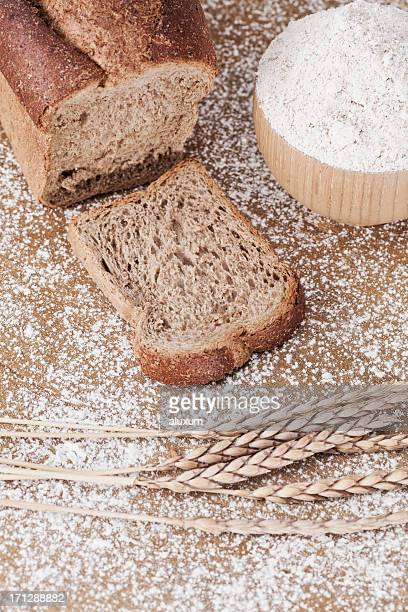 Dinkel Brot