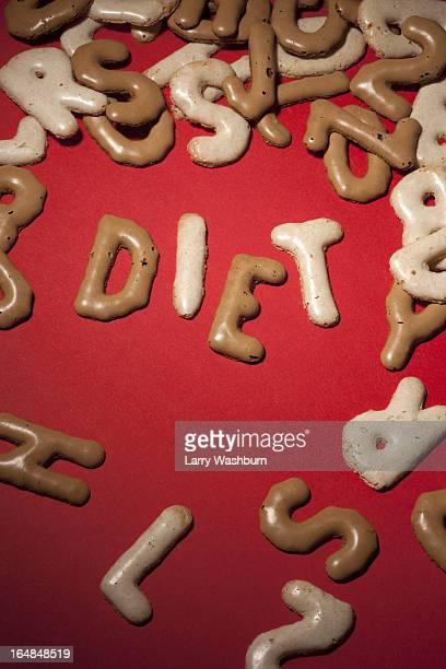DIET spelt in Russian bread cookies