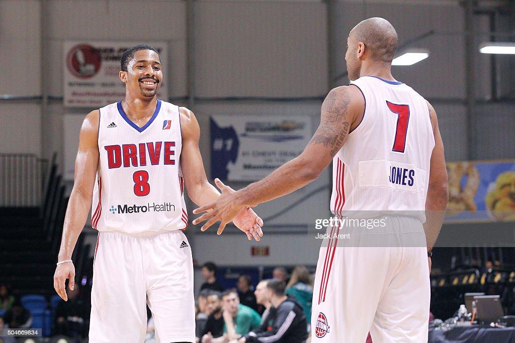 2016 NBA D-League Showcase Day 5