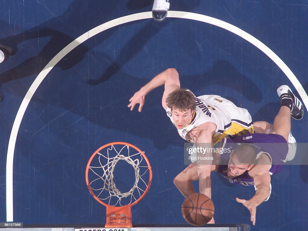 Sacramento Kings v Indiana Pacers s and