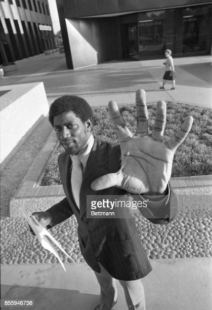 Spencer Haywood suspended star of the Denver Rockets basketball team denied he ever had a firm guarantee of $19 million from the American Basketball...