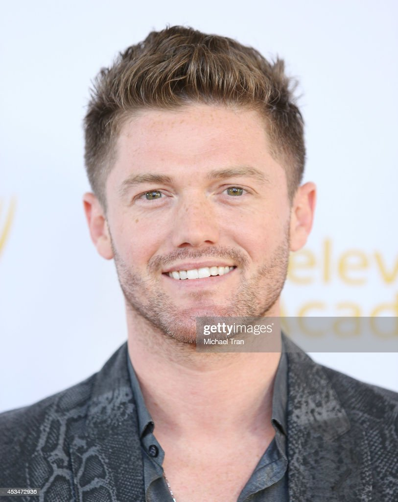 Spencer Liff arrives at Television Academy's Directors Peer Group choreographers celebration held at Leonard H. Goldenson Theatre on August 10, 2014 in North Hollywood, California.