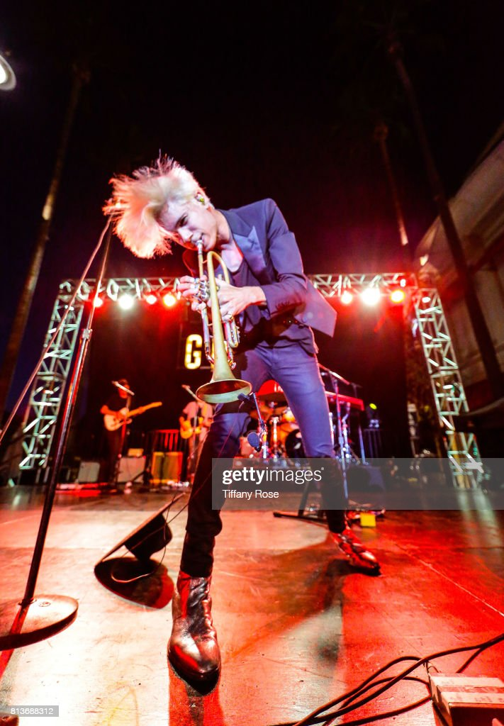 Citi Presents Spencer Ludwig & The Aces at The Grove Summer Concert Series