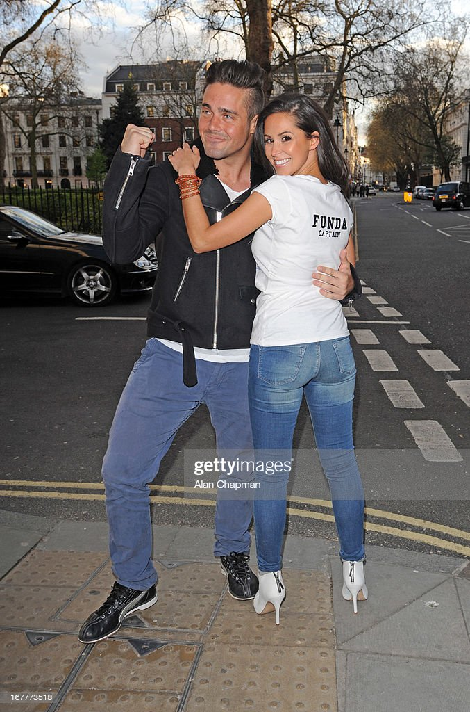 <a gi-track='captionPersonalityLinkClicked' href=/galleries/search?phrase=Spencer+Matthews&family=editorial&specificpeople=7799257 ng-click='$event.stopPropagation()'>Spencer Matthews</a> and <a gi-track='captionPersonalityLinkClicked' href=/galleries/search?phrase=Funda+Onal&family=editorial&specificpeople=7799262 ng-click='$event.stopPropagation()'>Funda Onal</a> attend fundraiser for 'The Brompton Fountain on April 29, 2013 in London, England.