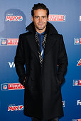Spencer Matthews attends as the Dallas Cowboys play the Jacksonville Jaguars in an NFL match at Wembley Stadium on November 9 2014 in London England