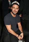 Spencer Matthews attends the launch of new restaurant German Gymnasium on November 12 2015 in London England