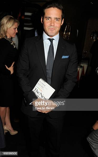 Spencer Matthews attends the launch of 'The New Digital Age Reshaping The Future Of People Nations and Business' by Eric Schmidt and Jared Cohen...