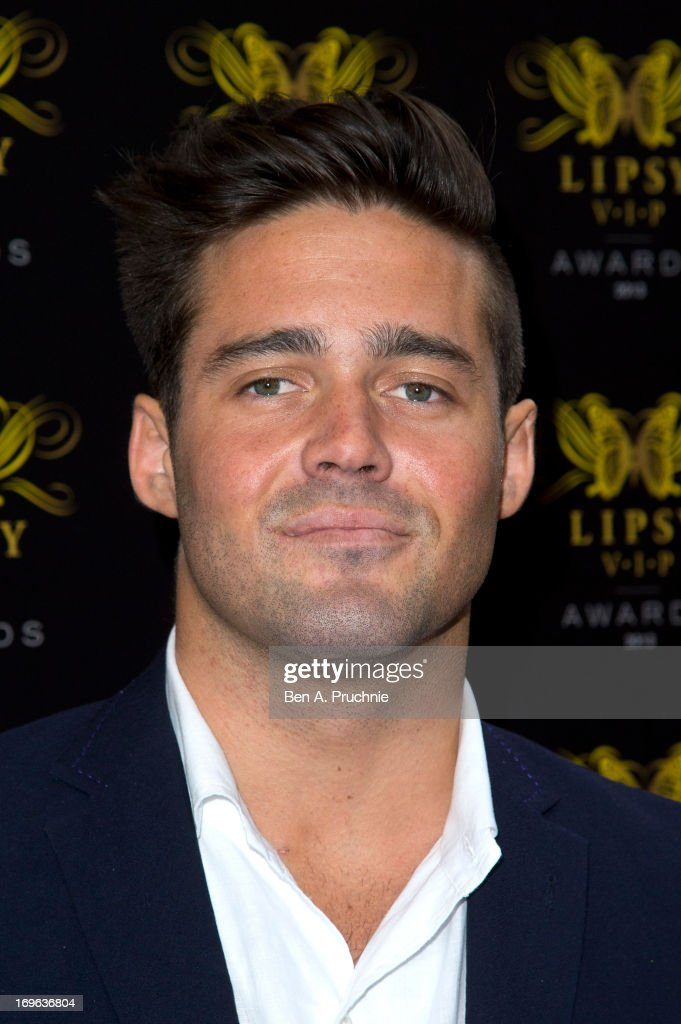 Spencer Matthews attends the Lipsy VIP Fashion Awards 2013 at Dstrkt on May 29, 2013 in London, England.