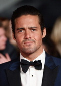 Spencer Matthews attends the National Television Awards at 02 Arena on January 22 2014 in London England