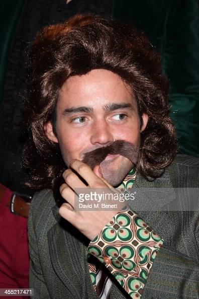 Spencer Matthews attends the UK premiere of 'Anchorman 2 The Legend Continues' at the Vue West End on December 11 2013 in London England