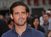 Spencer Matthews attends the World Premiere of 'The Expendables 3' at Odeon Leicester Square on August 4 2014 in London England