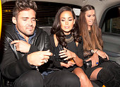 Spencer Matthews is seen leaving the Chiltern Firehouse Marylebone on August 15 2014 in London England