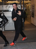 Spencer Matthews sighting at the BBC studios on January 17 2015 in London England
