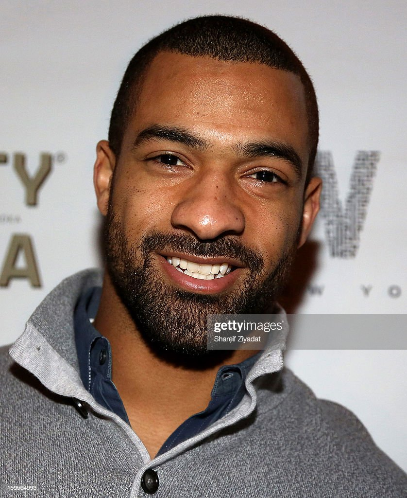 Spencer Paysinger attends the opening of EVR 54 on January 15, 2013 in New York City.