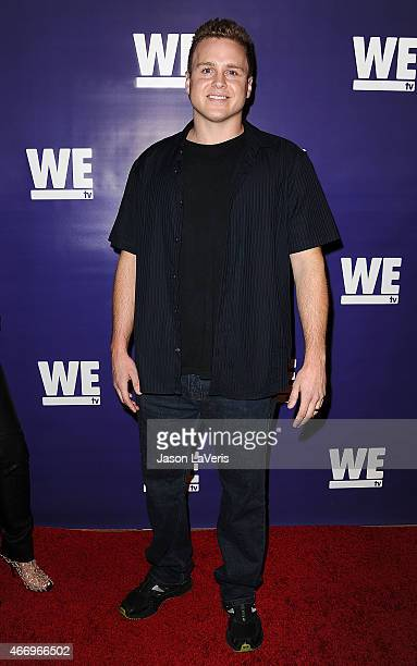 Spencer Pratt attends 'The Evolution Of The Relationship Reality Show' at The Paley Center for Media on March 19 2015 in Beverly Hills California