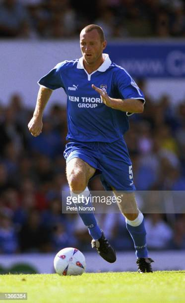 Spencer Prior of Cardiff City in action during the Nationwide League Divison Two match between Cardiff City and Northampton Town at the Ninian Park...