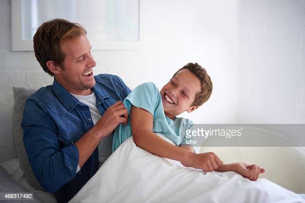 Verbringen Sie einen Tag mit Papa