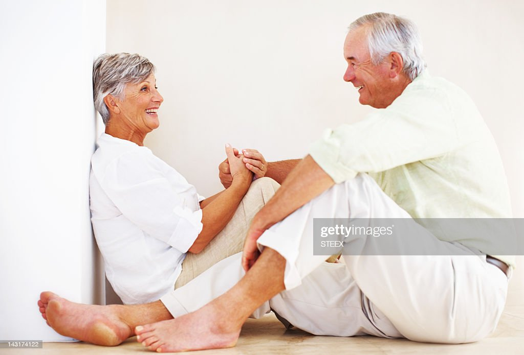 Spending time together : Stock Photo